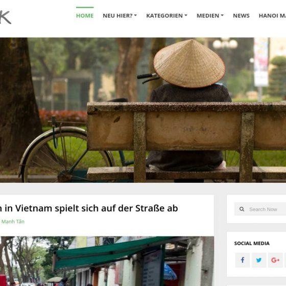 VietmoK - Vietnam mit offenen Karten