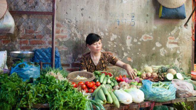 Märkte sind in Vietnam eine Touristenattraktion, wer sie besucht, braucht mitunter starke Nerven
