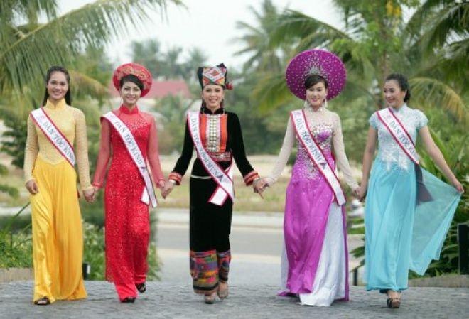 Die Völker Vietnams