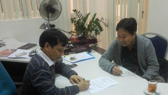 Neue Kooperation zwischen VDB e.V. und VDZ Hanoi beschlossen