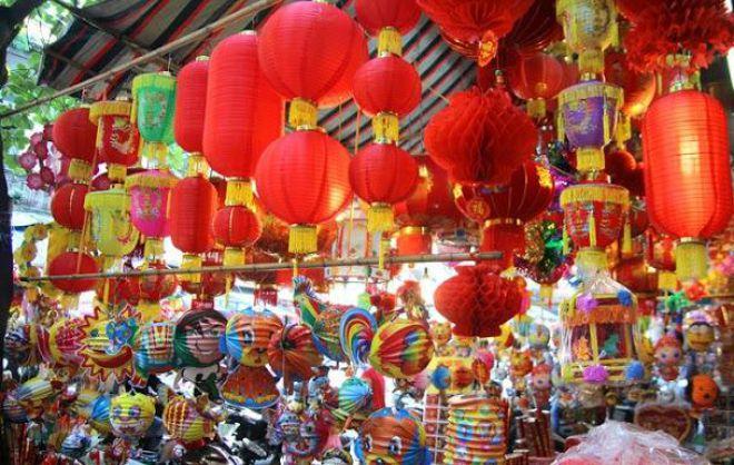 Das Mondfest in Vietnam