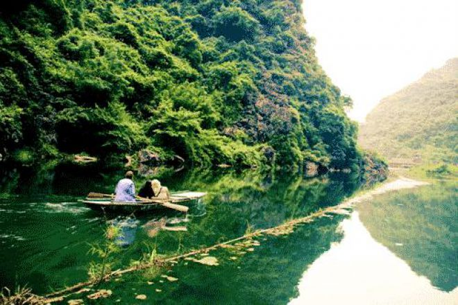 Foto: Trang An - Vietnams Weltkulturerbe