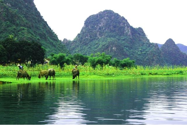 Foto: Vietnam - Ein Land mit vielfältigen Landschaften und zahllosen Naturschönheiten